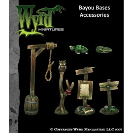 Bayou Base Inserts – Accessories
