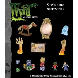 Orphanage Base Inserts – Accessories