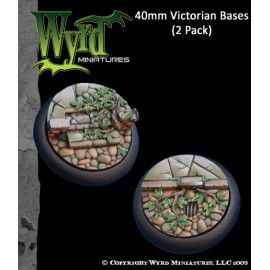 Victorian Streets Base Inserts - 40mm