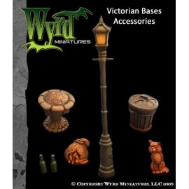 Victorian Streets Base Inserts – Accessories