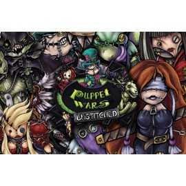 Puppet Wars Unstitched