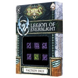 Hordes Legion of Everblight Dice (6)