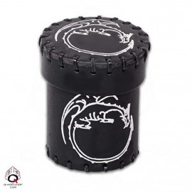 Black Dragon Leather Cup
