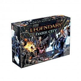 Legendary: Dark City Expansion
