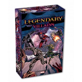 Legendary: Villains Expansion