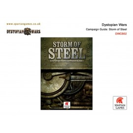 Campaign Book: Storm Of Steel