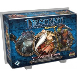 Descent 2nd Ed: Hero and Monster Collection - Visions of Dawn
