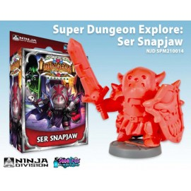 Super Dungeon Explore Ser Snapjaw Expansion