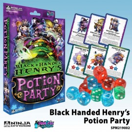Black Handed Henry's Potion Party Expansion