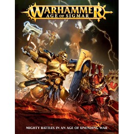 Warhammer: Age Of Sigmar Book - English