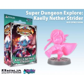 Super Dungeon Explore Kaelly Nether Strider Booster