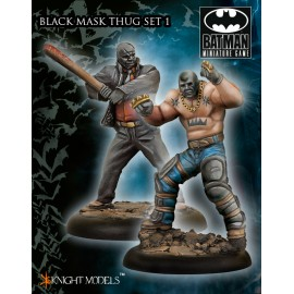 Black Mask Thugs Set 1