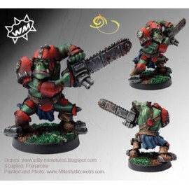 Orc Chainsaw