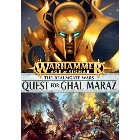 The Quest For Ghal Maraz - English