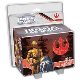 Star Wars: Imperial Assault R2-D2 and C-3PO Ally Pack