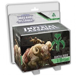 Star Wars: Imperial Assault Bantha Rider Villain Pack