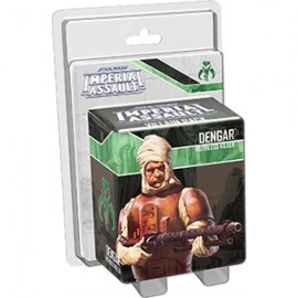 Star Wars: Imperial Assault Dengar Villain Pack