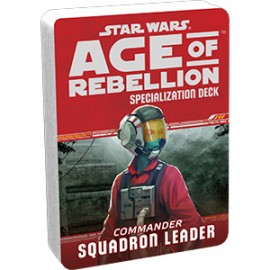 Squadron Leader Specialization Deck