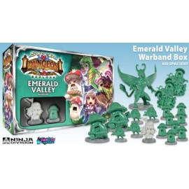 Super Dungeon Explore Emerald Valley Warband Expansion