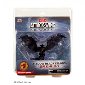 D&D Attack Wing Wave 2 - Black Shadow Dragon