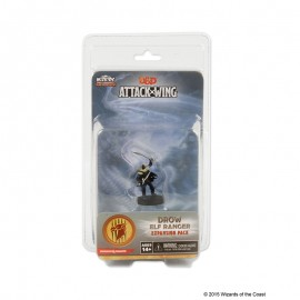 D&D Attack Wing Wave 5 - Drow Elf Ranger Drizzt