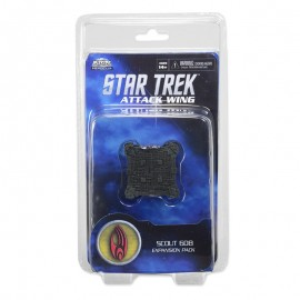Borg Scout Cube: Star Trek Attack Wing (Wave 7)