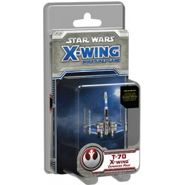 X-Wing: T-70 X-wing Expansion Pack