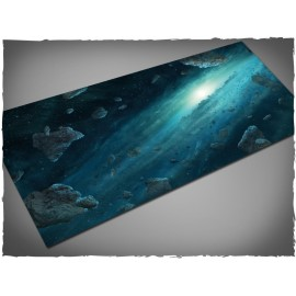 3ft x 6ft, Asteroid Field Theme Mousepad Games Mat