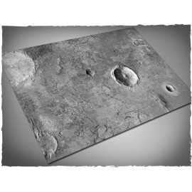 4ft X 6ft, Asteroid Theme Cloth Games Mat