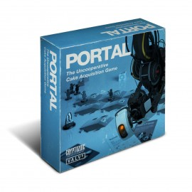 Portal: The Uncooperative Cake Acquistion Game