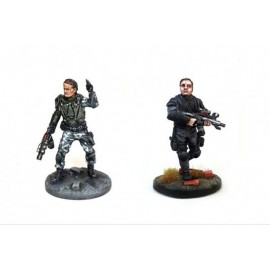 John Connor And Lieutenant