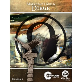 Dirge Mortician Mascot: Guild Ball