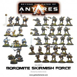 Boromite Skirmish Force