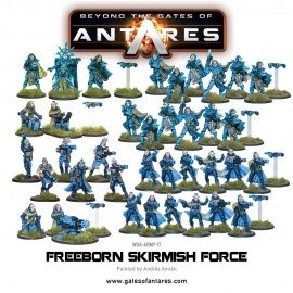 Freeborn Skirmish Force