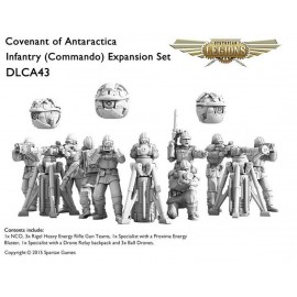 Covenant Of Antarctica Commando Infantry Expansion Set