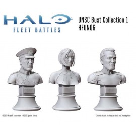 UNSC Commanders & Heroes Collection 1