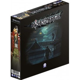 Rise Of The Kage Board Game