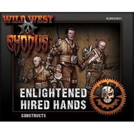 Enlightened Hired Hands Constructs Box