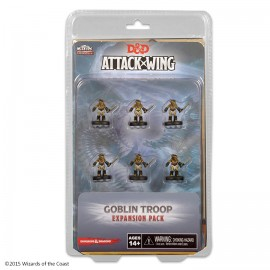 D&D Attack Wing Wave 10 - Goblin Fighter Troop