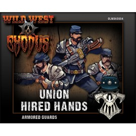 Union Hired Hands Armored Guards Box