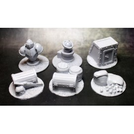 Ironsides Objective Markers