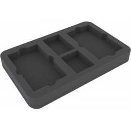 Foam tray for Star Wars Armada Wave 2 accessories