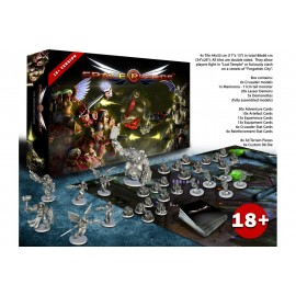 Space Crusade Board Game