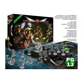 Space Crusade Board Game PG13 Version