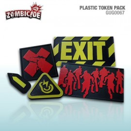 Zombicide: Tokens & Tiles - Plastic Tokens Pack