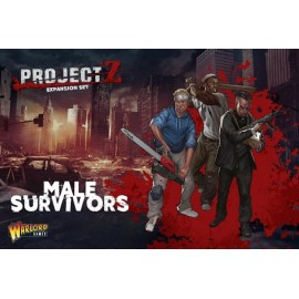 Project Z - Male Survivors expansion