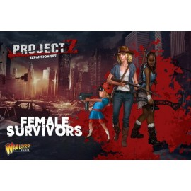 Project Z - Female Survivors expansion