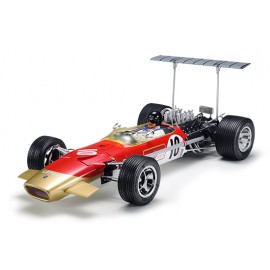 Team Lotus Type 49B 1968 w Etched Parts