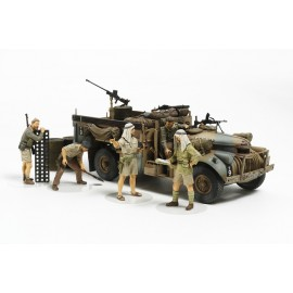1/35 LRDG with 7 figures LTD