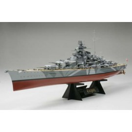 Tirpitz with stand